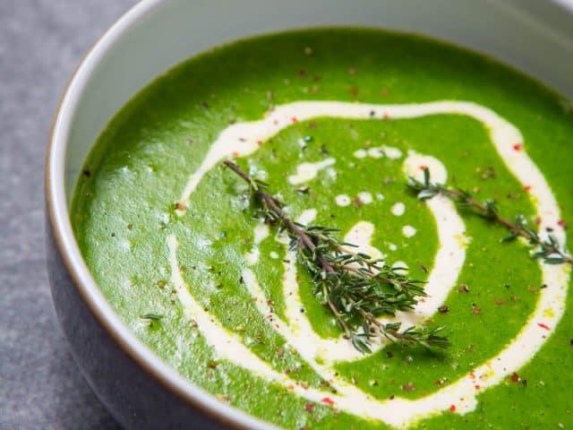 Potato Soup Watercress