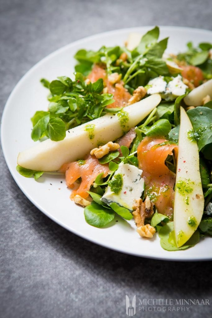 Dressing Watercress Salad