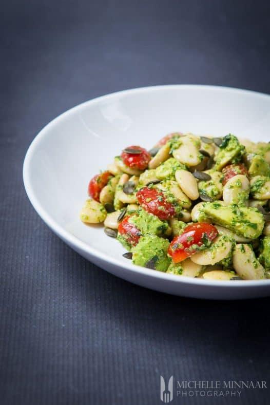 Salad Butterbean