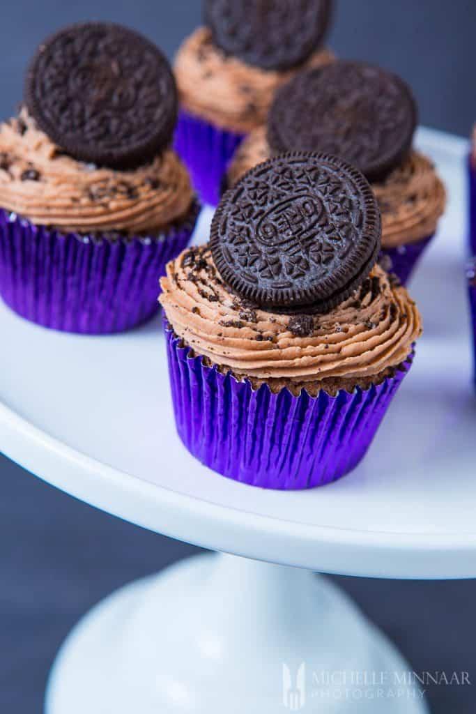 Oreo Cupcakes Chocolate