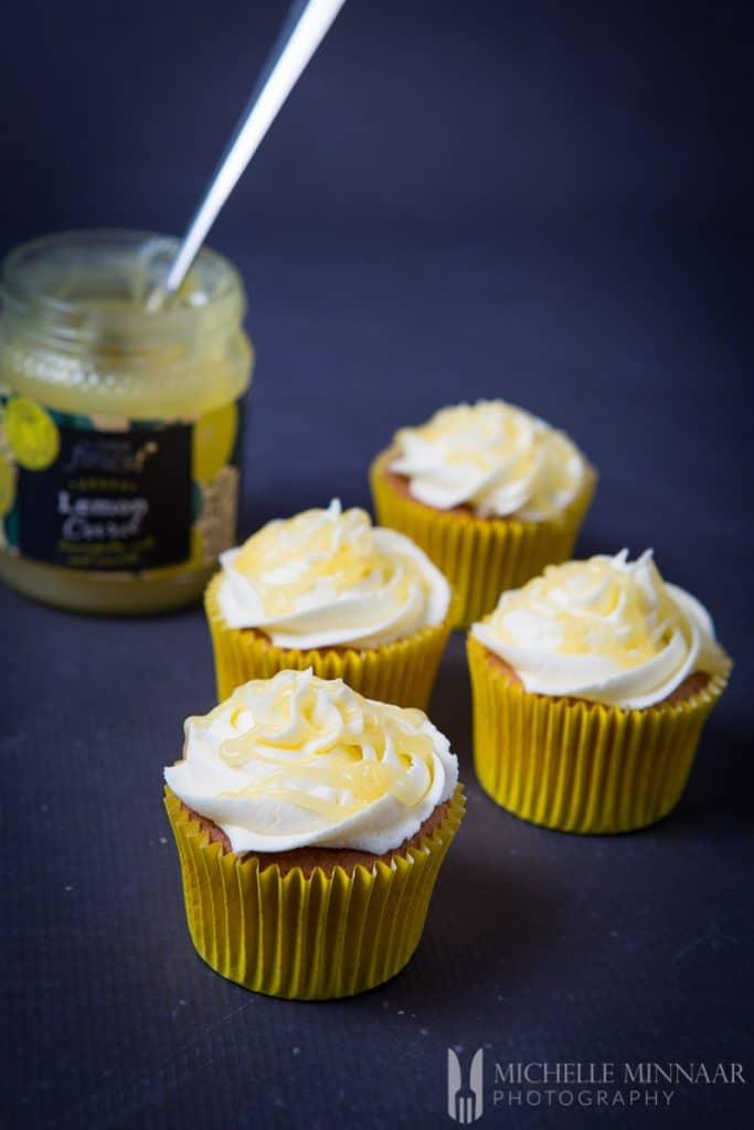 Cupcakes Lemon Drizzle