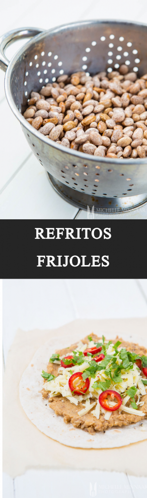 Refritos Frijoles