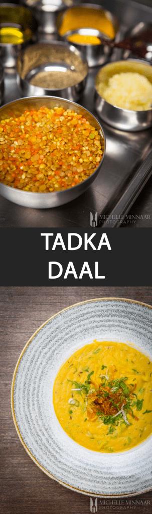 Tadka Daal
