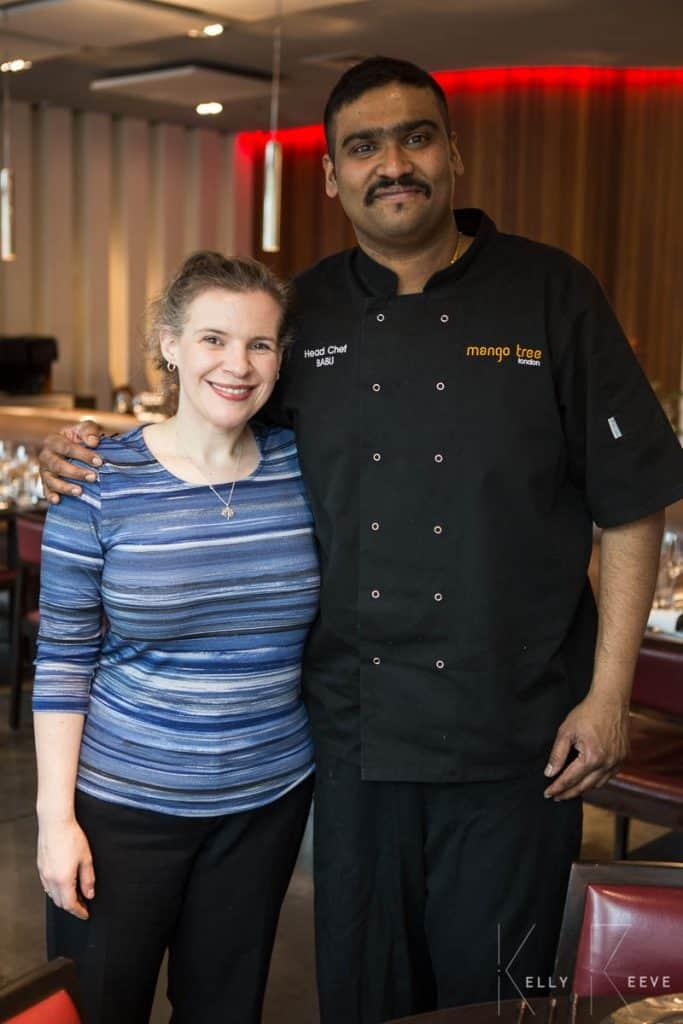 Michelle Minnaar Chef Babunair