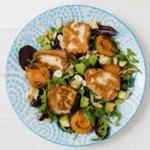 Salad Halloumi