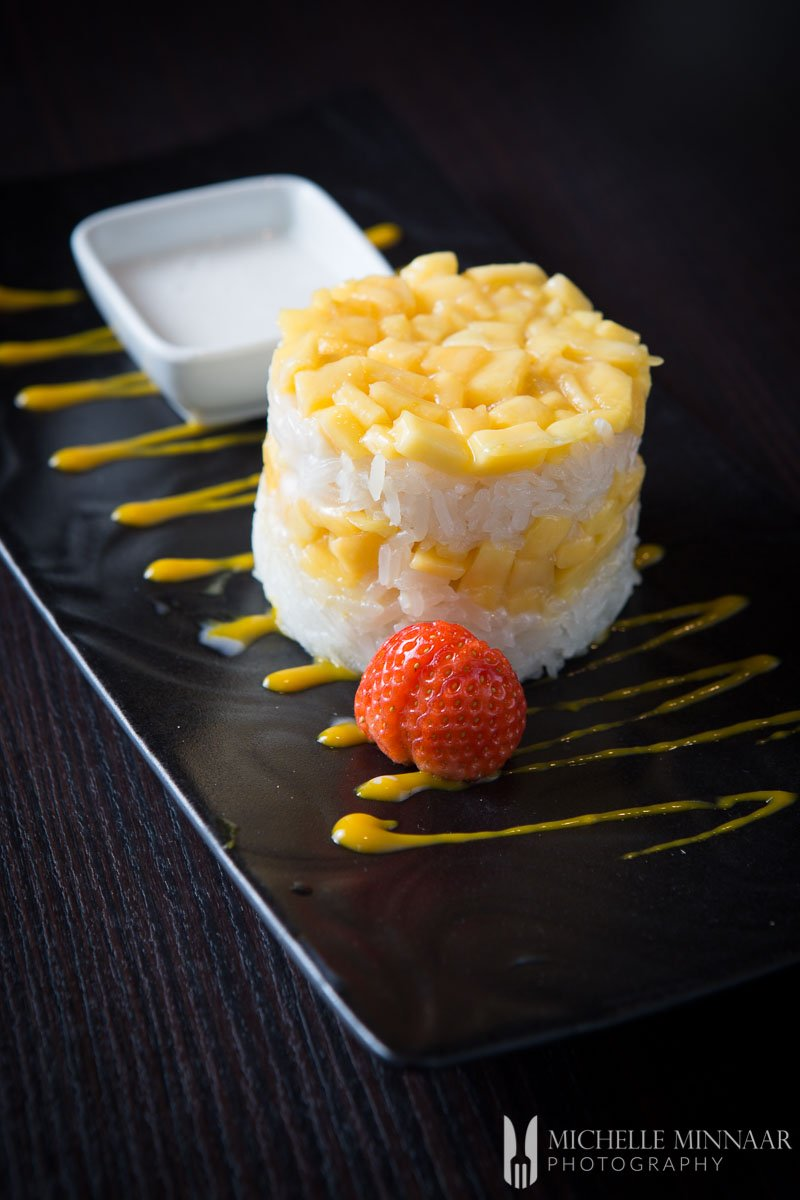 Mango Sticky Rice - The Classic Thai Dessert Recipe Khao ...