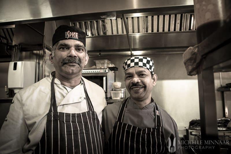 Chefs Namaste