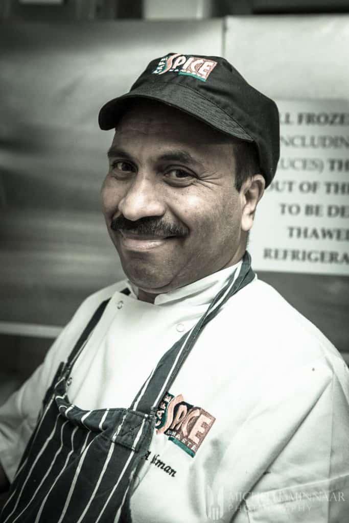 Chef Tikka