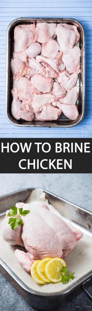 Pin Brine Chicken