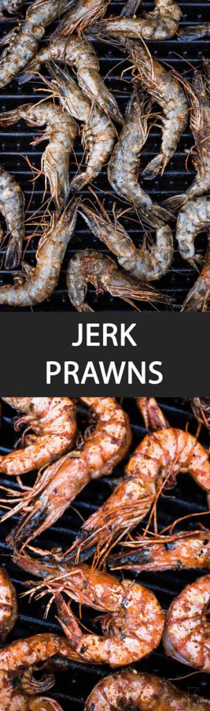 Jerk Prawns
