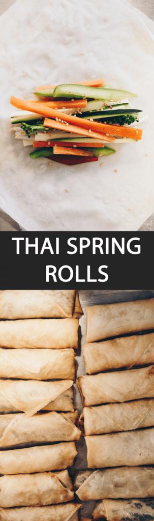 Thai Spring Rolls