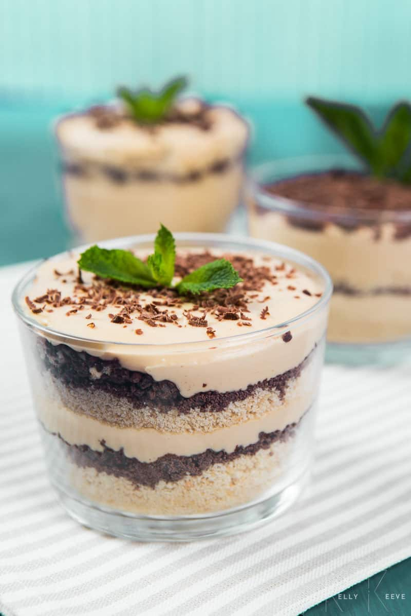 Peppermint Crisp Tart - a traditional tasty South African ...