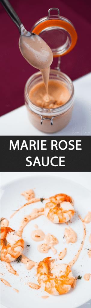 Sauce Marie Rose