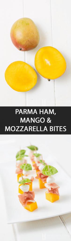 Parma Ham Mango
