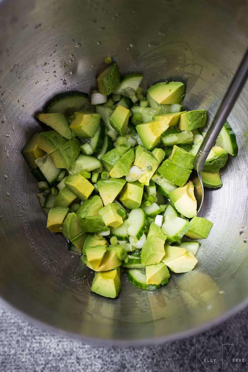 Avocado Adding