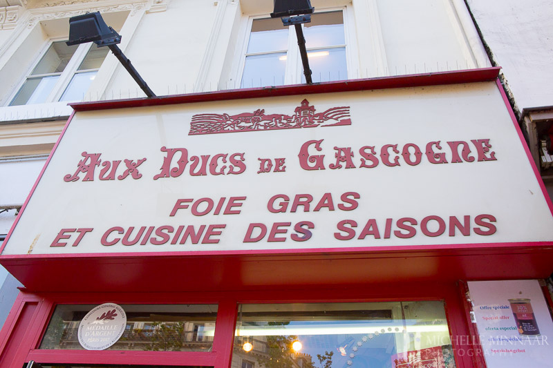 Foie Gras shop