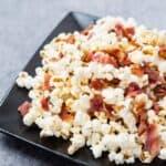 Honey With Bacon Popcorn