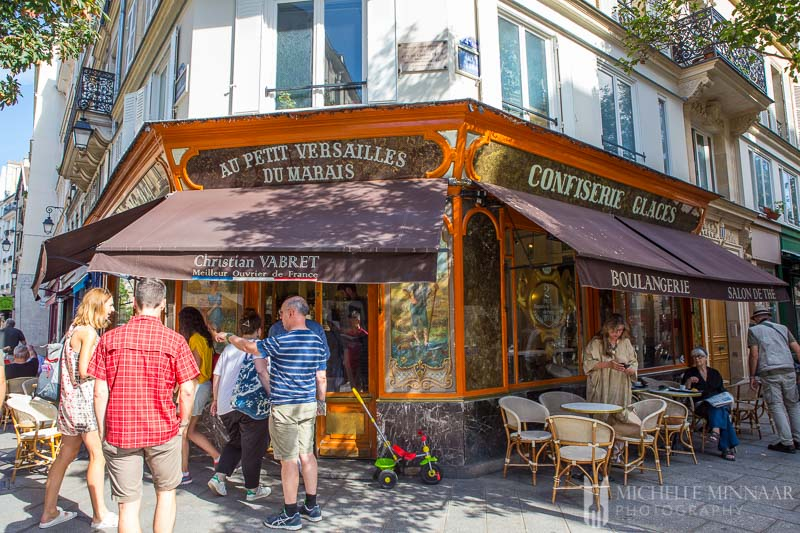 Best bakery in Paris
