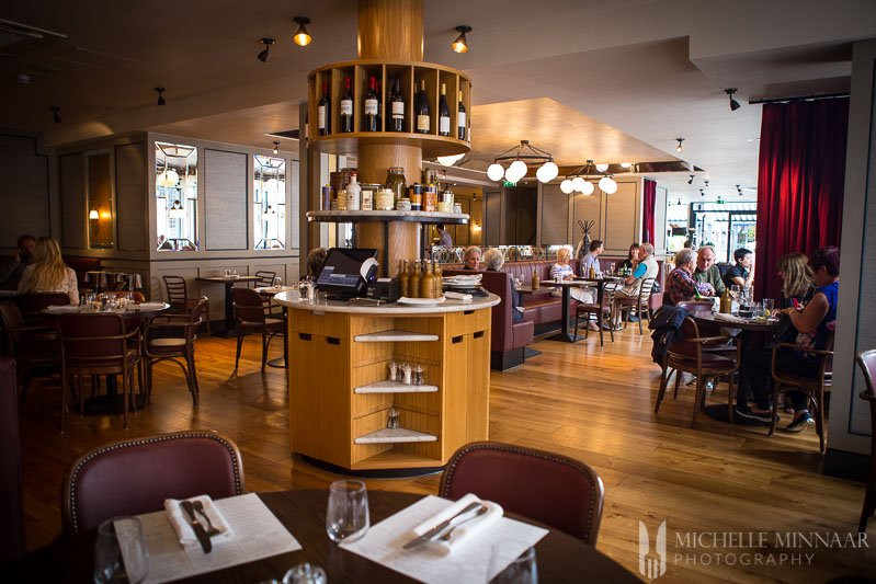 Cote Brasserie in Chelmsford