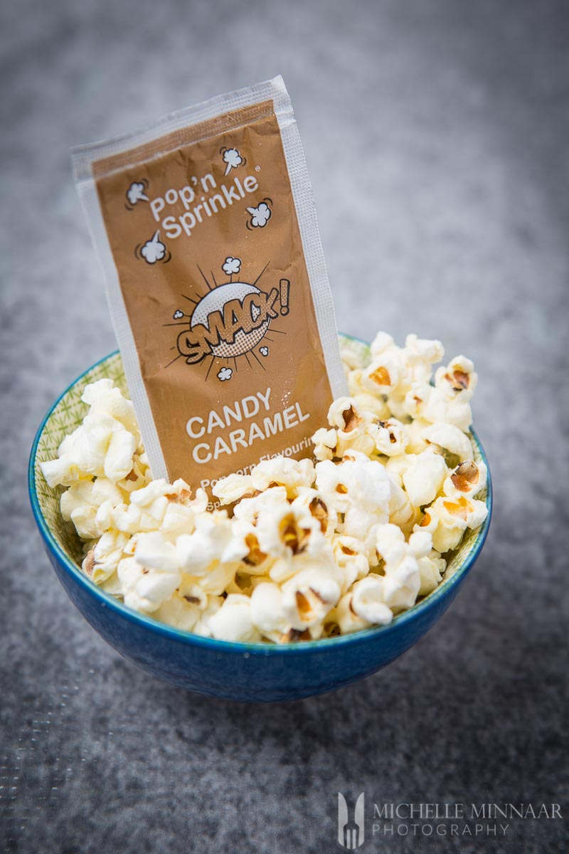Candy Caramel Pop n Sprinkle