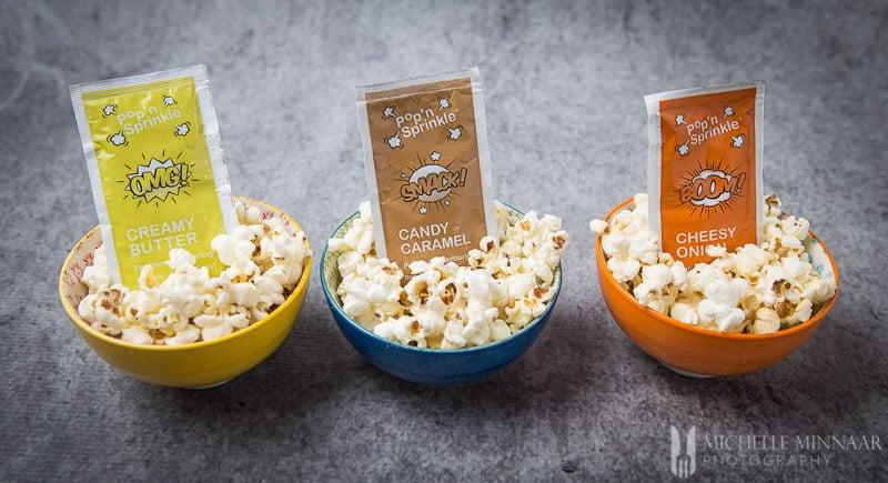 Range Popn Sprinkle Popcorn