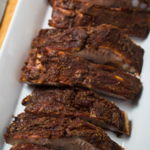Smoked Ribs Spicy