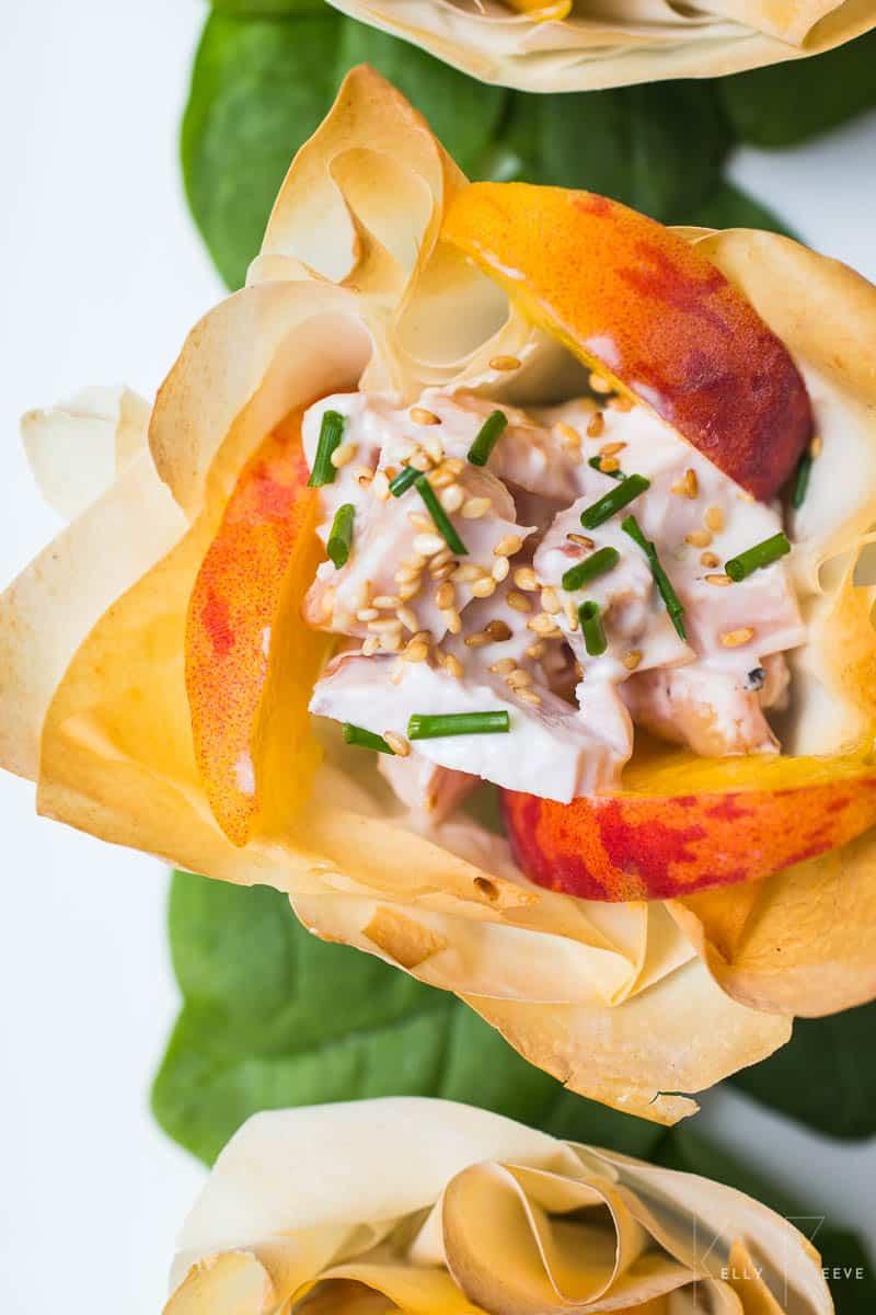 Peach Tart Chicken