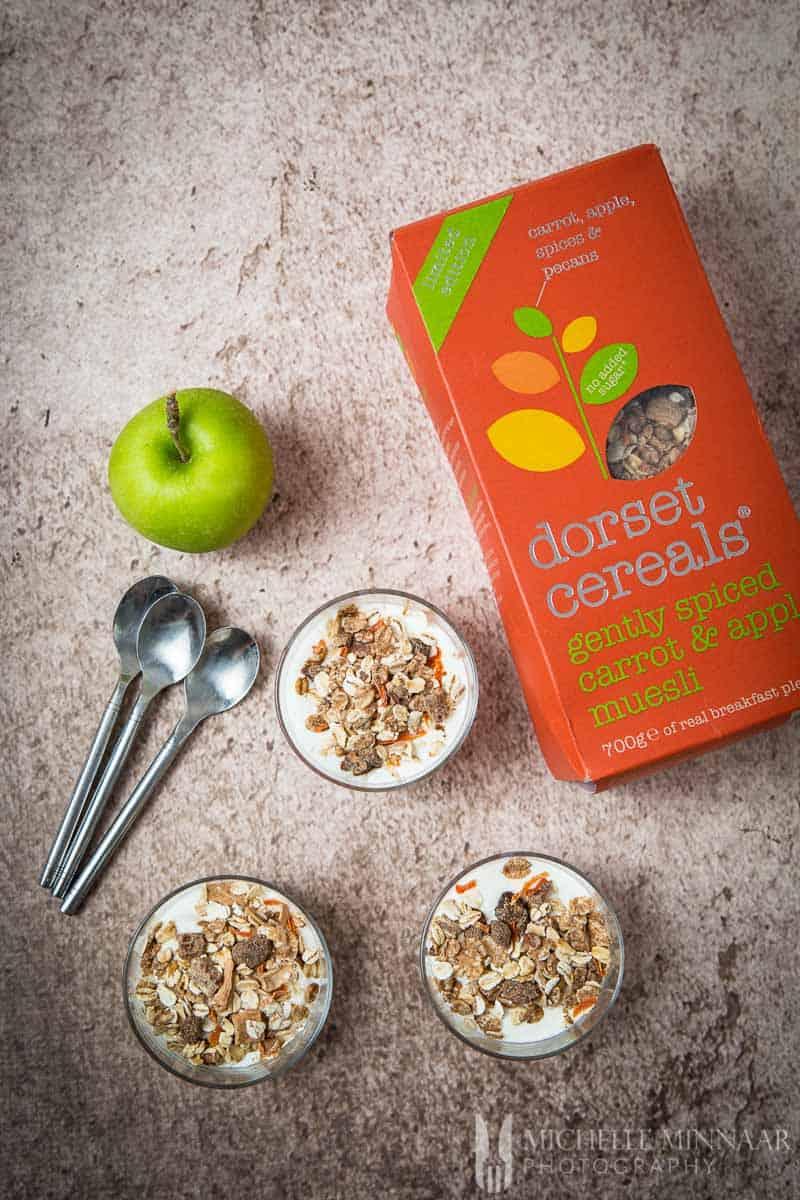Cereals Dorset