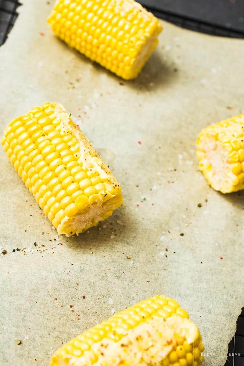 Butter Season Raw Corn
