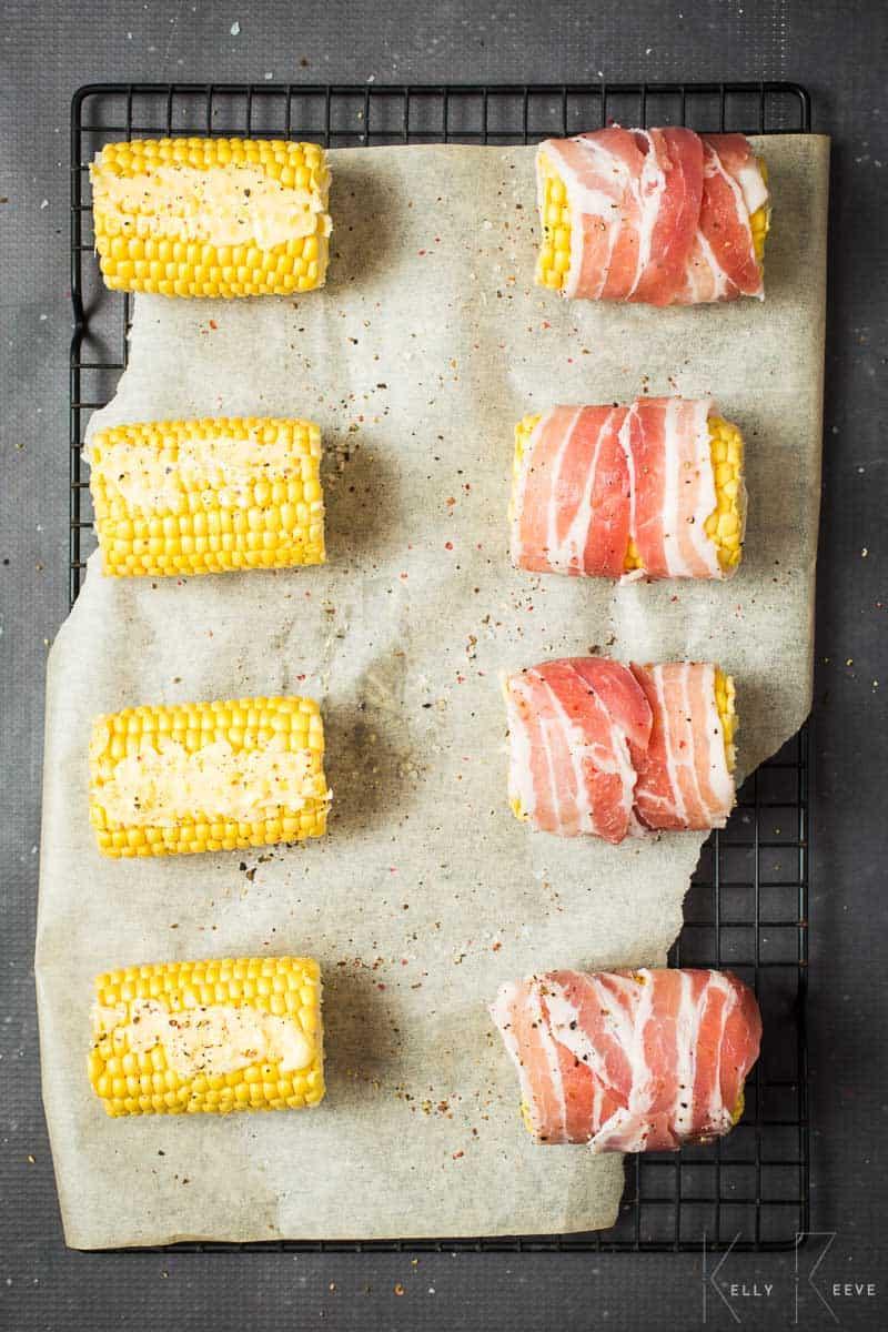 Bbq Sweet Corn Ready