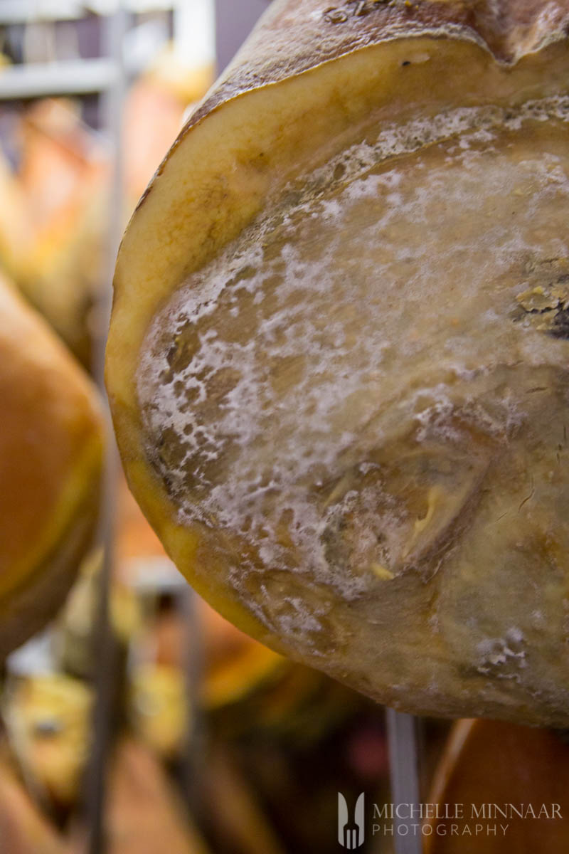 Old Parma ham