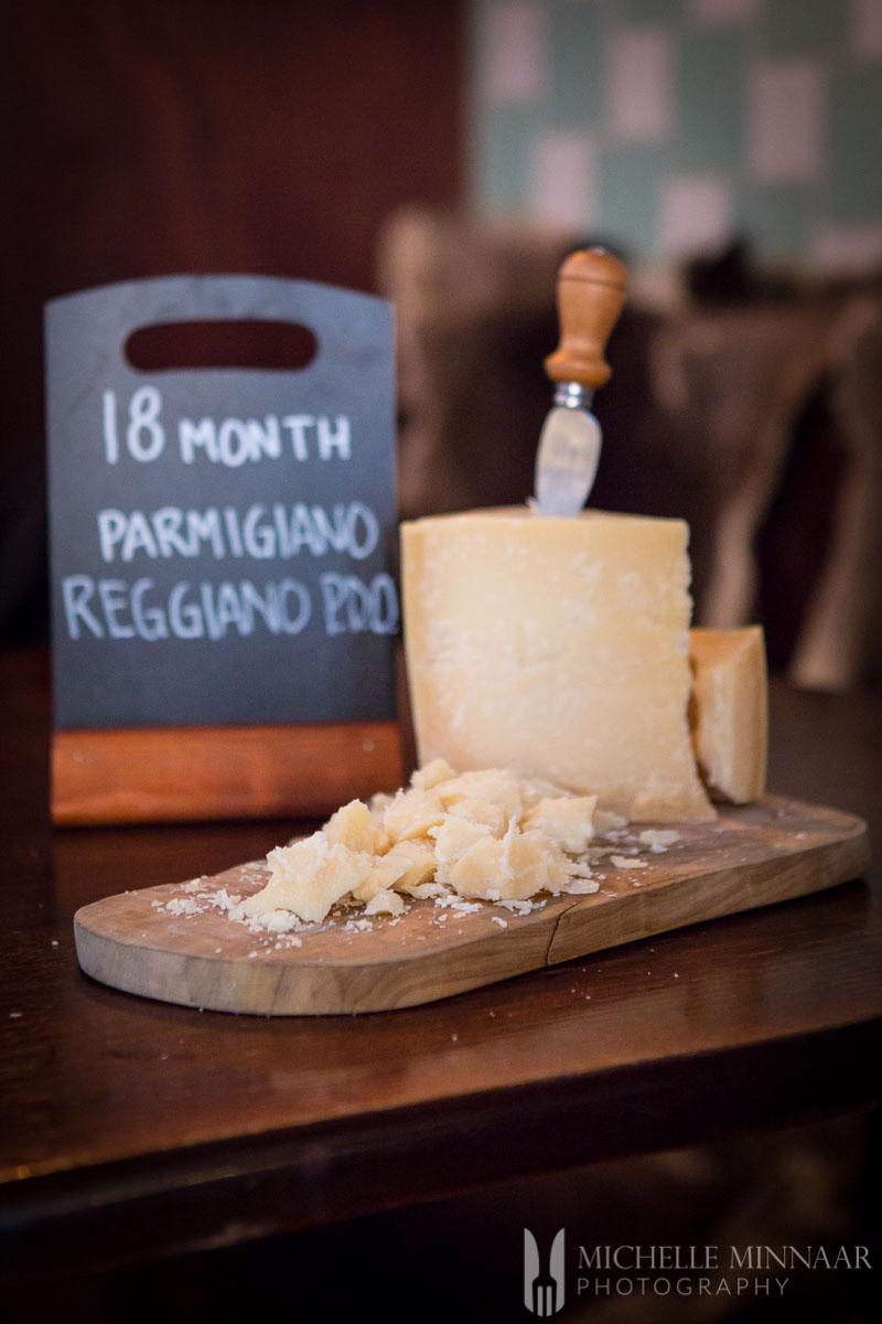 Mature Parmesan Cheese