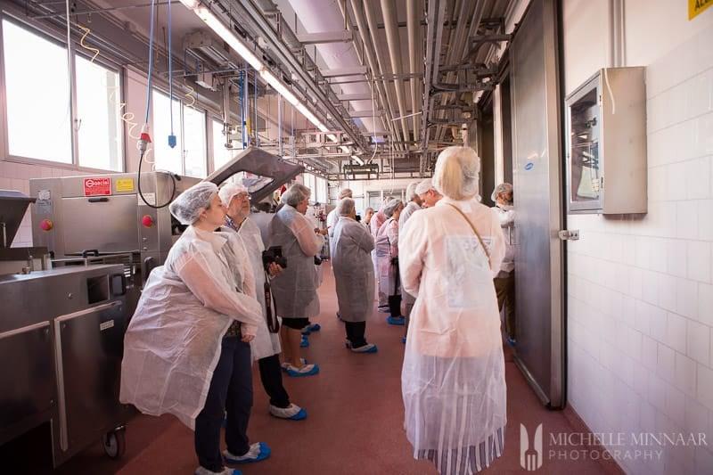 Parma ham production tour