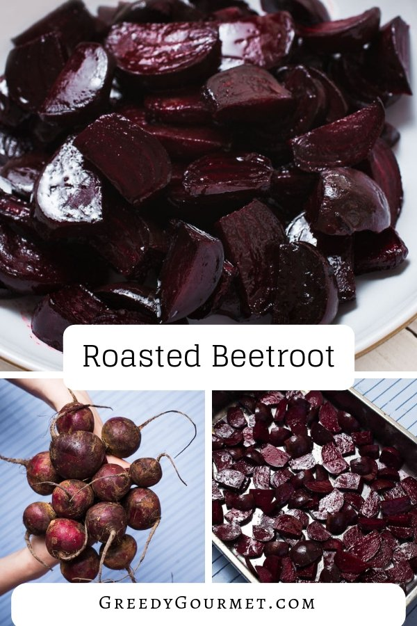 Roasted Beetroot Pin
