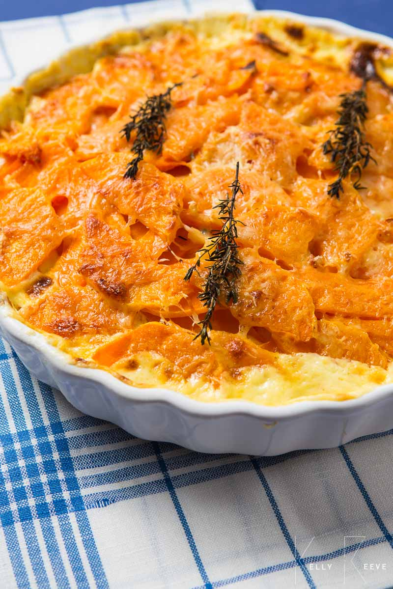 Dauphinoise Butternut