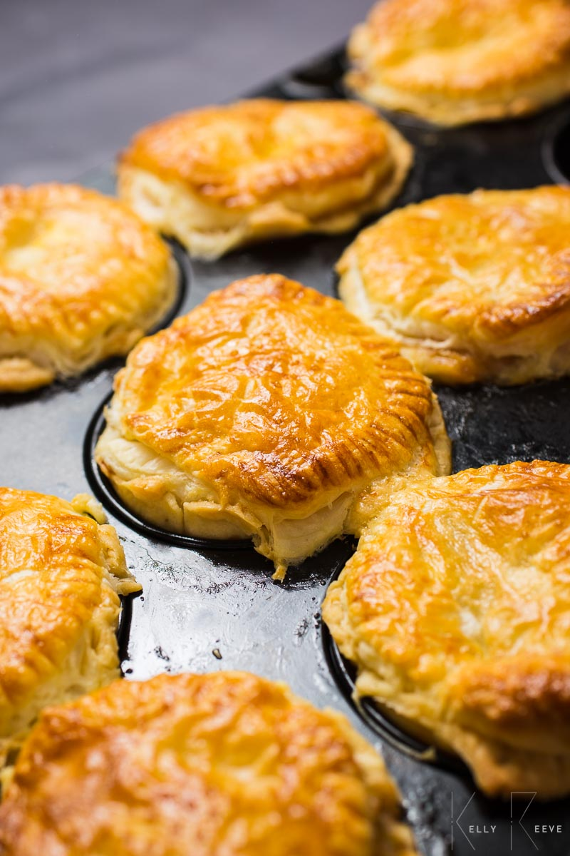 Pies Cooked