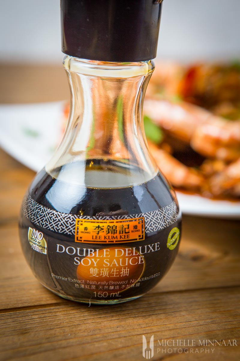 Double Deluxe Soy Sauce