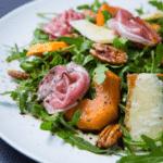 Rocket Papaya Parma Ham