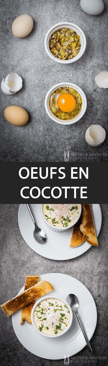 Oeufs en Cocotte