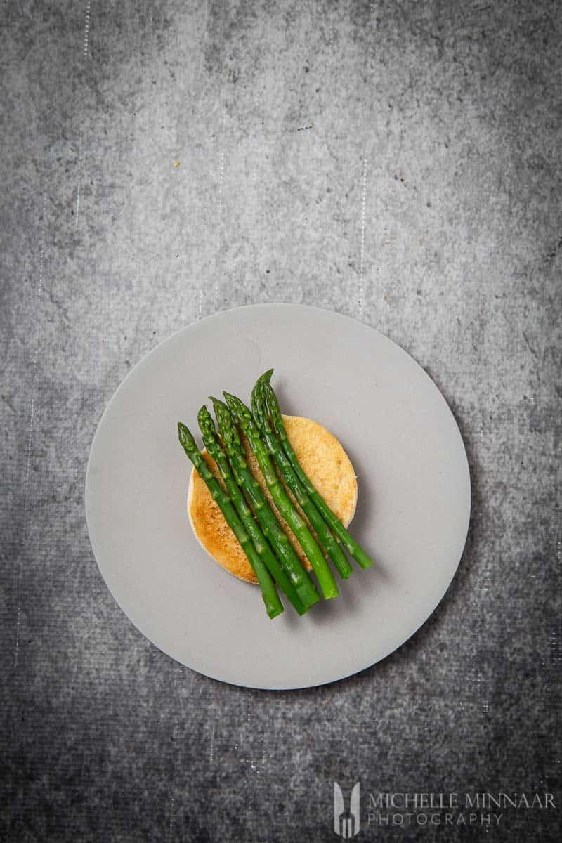 Muffin Asparagus