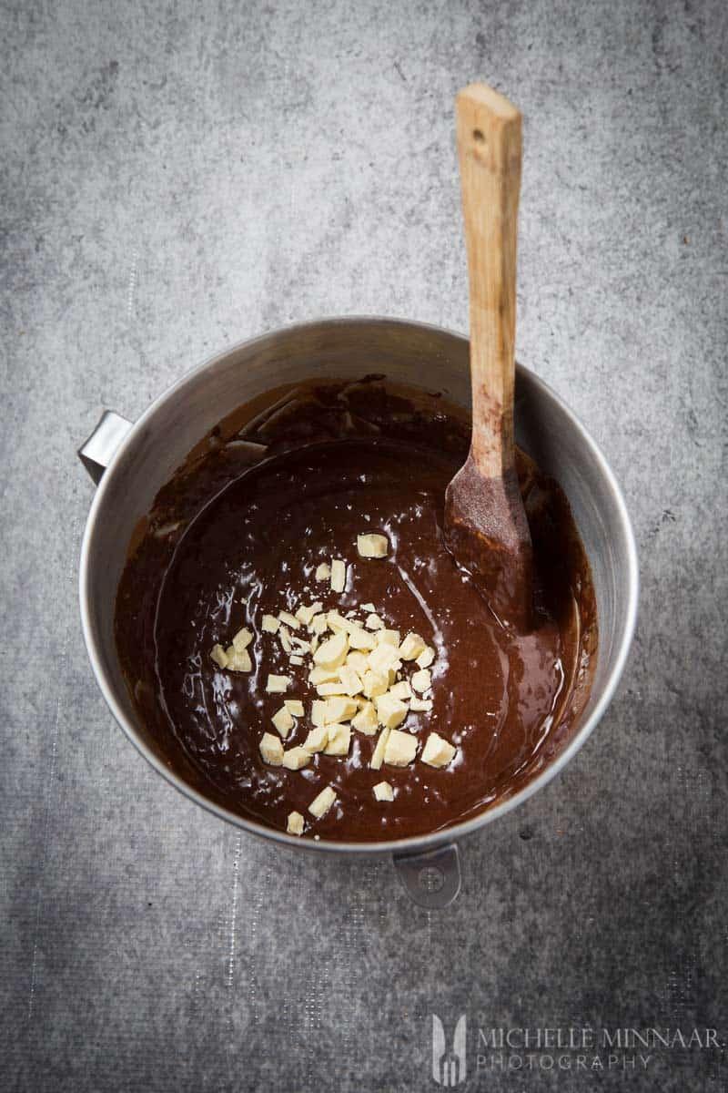 White Chocolate Batter