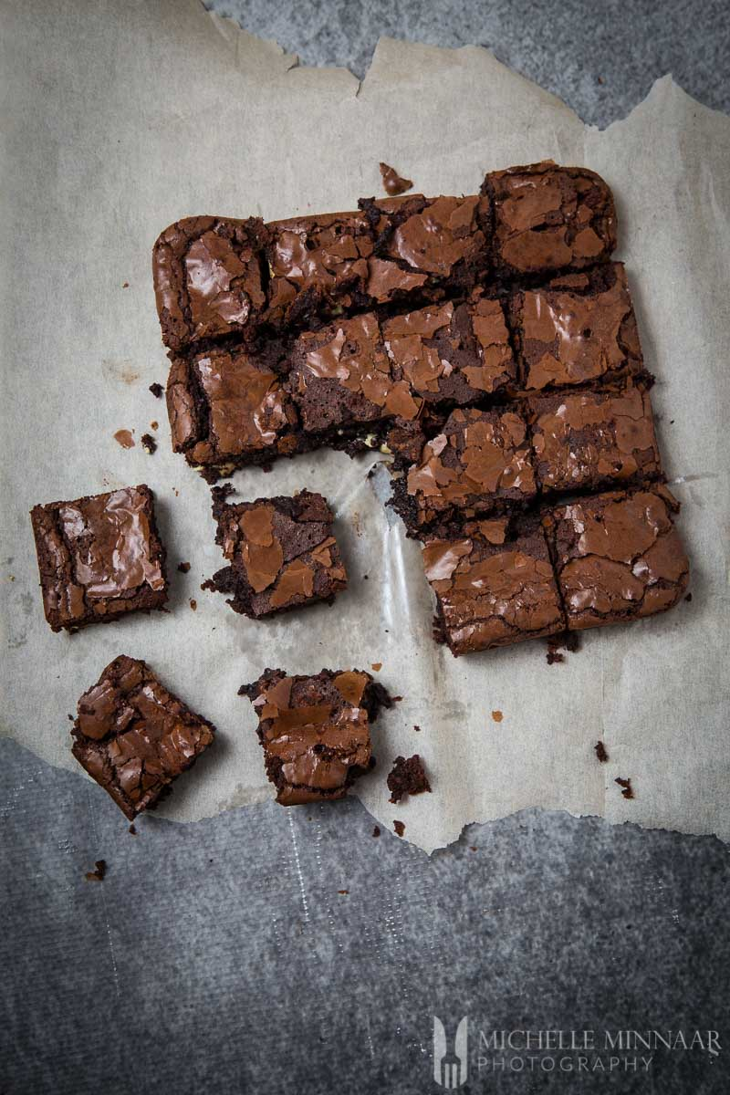 Squares Brownie