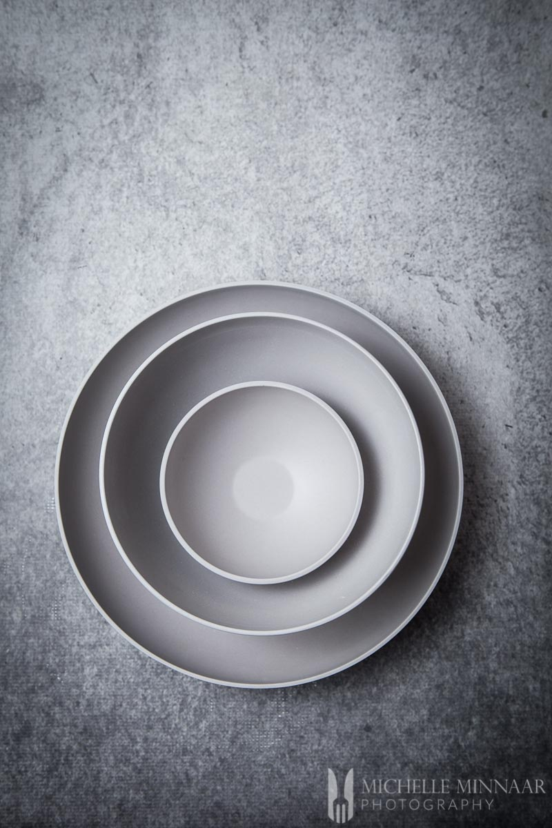 Bowls Grey