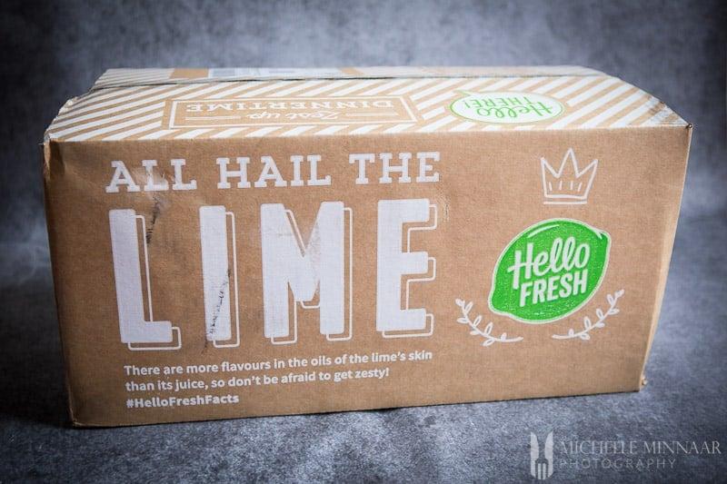 Fresh Box Hello
