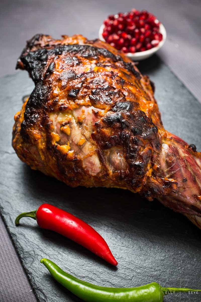Roast Lamb Indian