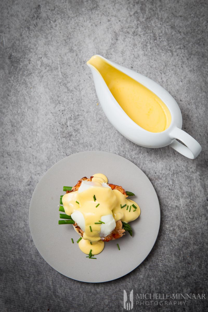 Egg Benedict Luxury