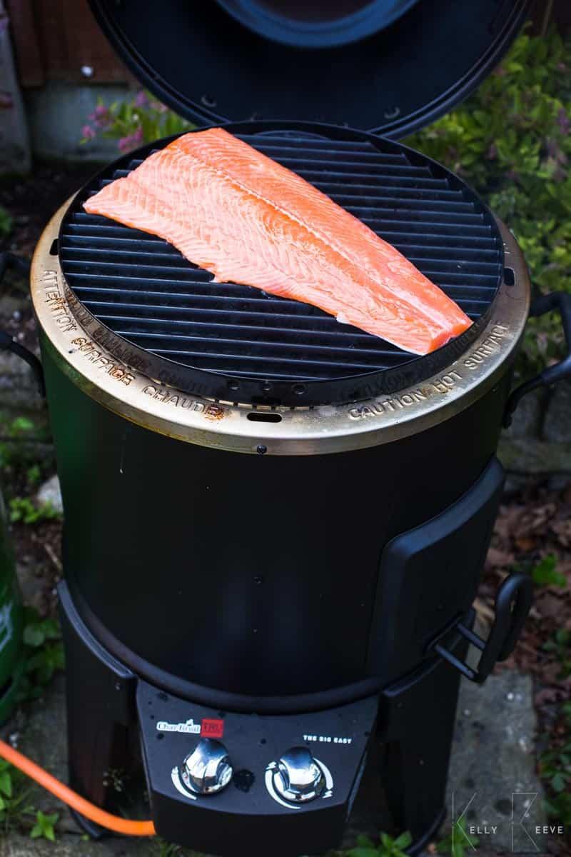 Smoker Salmon Non