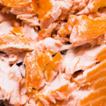 Salmon Flakes Smoked