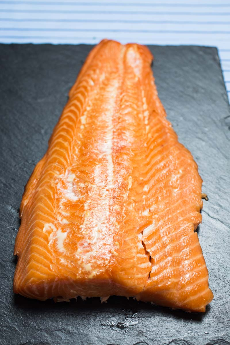 Salmon Smoked Side