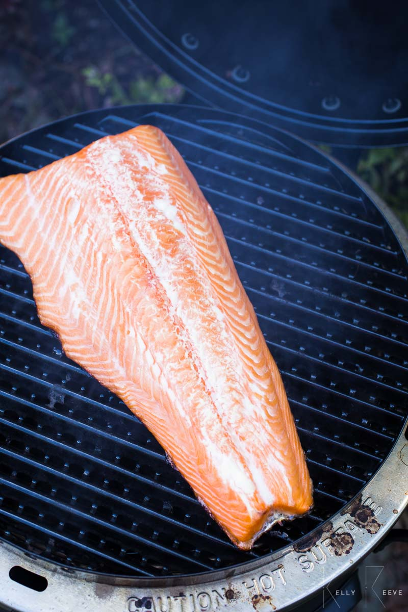 Salmon Smoking